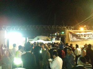 72 אוטובוסים קיבלו אישור הגעה לקבר יוסף
