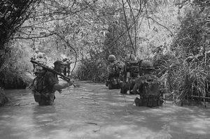 כוחות מארינס אמריקאים בווייטנאם
