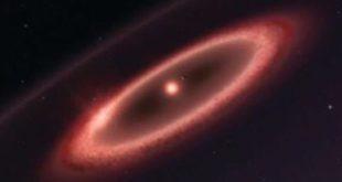 טבעת אבק סביב הכוכב פרוקסימה