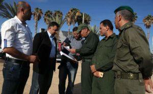"""המצרים מעבירים את השליטה לרש""""פ"""