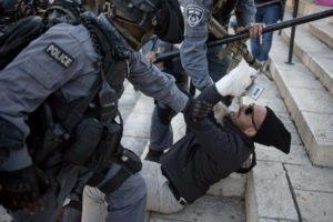 מעצרים בשער שכם