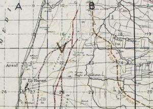 מפה צבאית