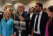 ראש הממשלה נתניהו ורעייתו הדליקו נר ראשון של חנוכה בשידור חי