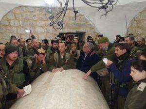 צילום: מנהלת קבר יוסף