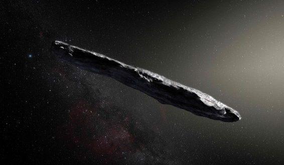 מדענים רצינים עוסקים בסוגיית עצם משונה שהגיח מהחלל העמוק