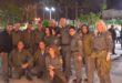 ערב הוקרה נערך למתנדבי משמר הגבול במכללה הלאומית לשוטרים