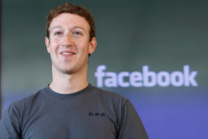 """מנכ""""ל פייסבוק מארק צוקרברג. צילום: AP"""