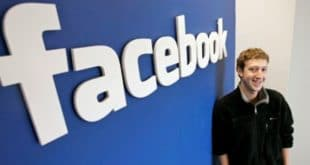 מארק וקרברג מייסד פייסבוק