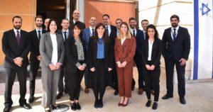 הצוערים החדשים של משרד החוץ. צילום: משרד החוץ
