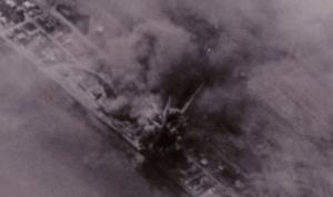 """חיל האוויר תוקף את מפקדת אש""""ף בטוניס"""