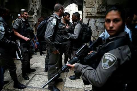 פיגוע דקירה בעתיקה: מחבל שדקר יהודי ופצע אותו קשה, נורה וחוסל