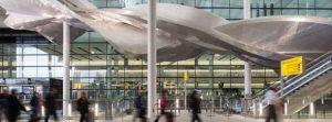 היתרו. לונדון: שדה התעופה העמוס באירופה. צילום: רויטרס