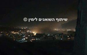 הפגזות על דמשק