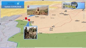 חטיבה שיעית נוספת מתבססת על גבול הגולן: מודיעין במיטבו