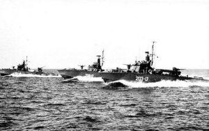 """ספינות טורפדו: ארכיון צה""""ל"""