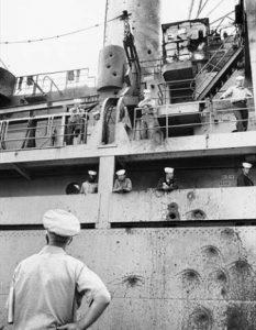 מלחים על ליברטי: ארכיון הצי האמריקאי