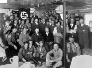 היטלר מינכן. מטה המפלגה הנאצית, 1930
