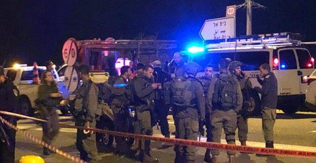 פיגוע ירי סמוך לצומת עפרה: 6 פצועים פונו לשערי צדק