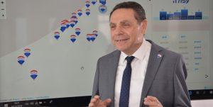 """ברנרד רסקין מנכ""""ל רי/מקס ישראל"""
