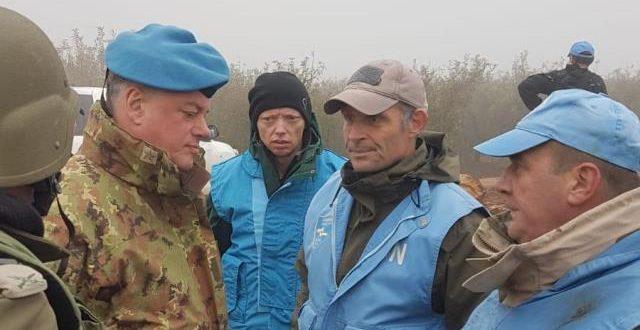 """מפקד פיקוד צפון: """"אחריות על חפירת מנהרות חיזבאללה מוטלת על ממשלת לבנון"""""""