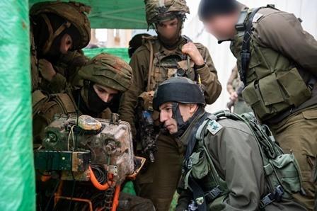 מבצע מגן צפוני: אותרה מנהרת טרור התקפית נוספת