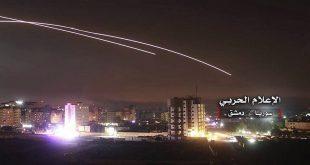 דיווח סורי: ישראל תוקפת בסוריה