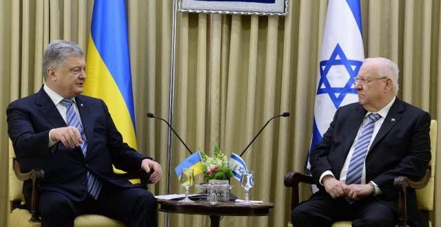 """נשיא המדינה ראובן רובי רבלין: """"התקיפות בסריה הן תגובה ישירה לירי טילים איראנים על ישראל"""""""