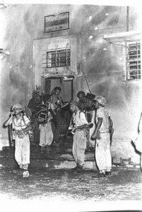 תקיפת תחנת המשטרה הירדנית בקלקיליה