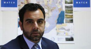 עומר שאקר. צילום: AFP