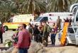 מסוקים פינו פצועים קשה בתאונת דרכים בצומת קליה