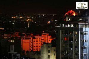 חמאס מסתתרים בתוך אוכלוסיה אזרחית
