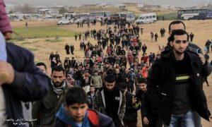 40 אלף מחבלים הגיעו לגדר