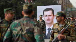 חיילים של אסאד