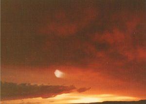 """צילום ראשון. עב""""ם בשמים. צילום: אתי אליאן"""