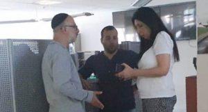 ועד העובדים. צילום: דוברות רכבת ישראל