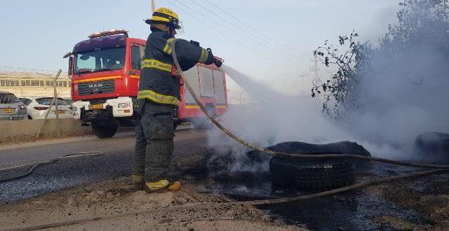 """עשרות שריפות פרצו הלילה ברחבי הארץ בעקבות הדלקת מדורות ל""""ג בעומר"""