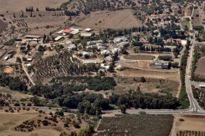 בית ספר החקלאי כדורי