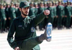 הרגלים של חטיבות המהפכה באיראן