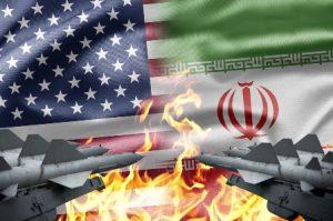 """יחסי ארה""""ב איראן"""