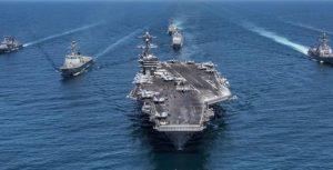 נושאת המטוסים האמריקאית לינקולין