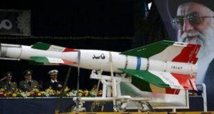 מערך טילים בליסטיים איראניים