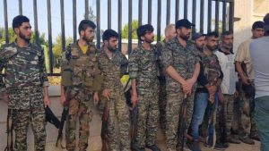 המטרה: דחיקת האיראנים מצפון סוריה