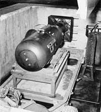 הפצצה שהוטלה על הירושימה