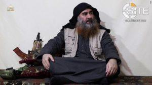 """מנהיג דעא""""ש אבו באכר אל בגדאדי"""