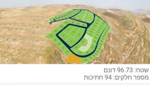 צילום תרשים   אתר היזם הפלסטיני