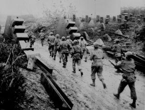 הקרבות האחרונים של מלחמת העולם השנייה