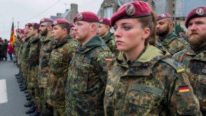 חיילים בצבא גרמניה. צילום | AP