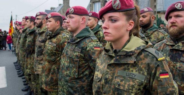 גרמניה תגייס רבנים לצבא עבור החיילים היהודים