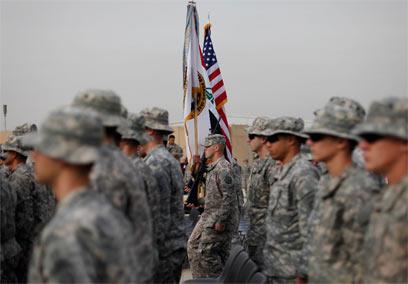 """הפתעה רבתית: ארה""""ב הודיעה לעיראק על כוונתה להתפנות מהמדינה"""