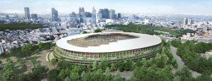 האיצטדיון בטוקיו
